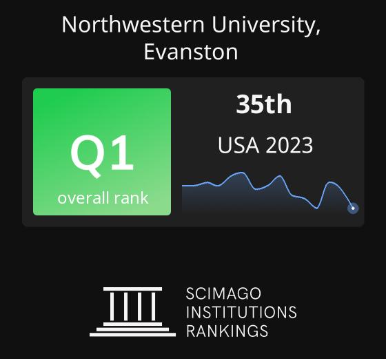 Northwestern University Evanston Ranking