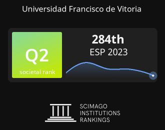 %name La UFV se posiciona como la primera universidad privada de Madrid en investigación en el Ranking Internacional SCIMAGO
