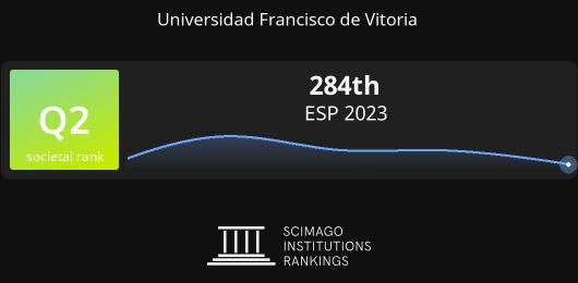 %name La UFV se posiciona como la primera universidad privada de Madrid en investigación en el Ranking Internacional SCIMAGO Estudiar en Universidad Privada Madrid