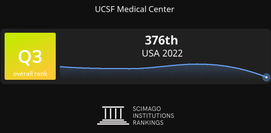 UCSF Medical Center report