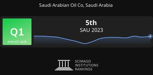 Saudi Arabian Oil Company report